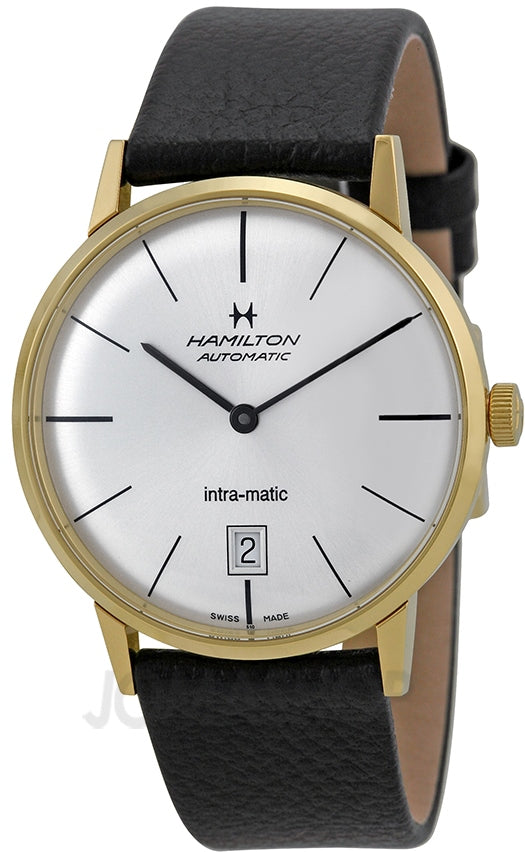 Hamilton Intra-Matic Mens Watch