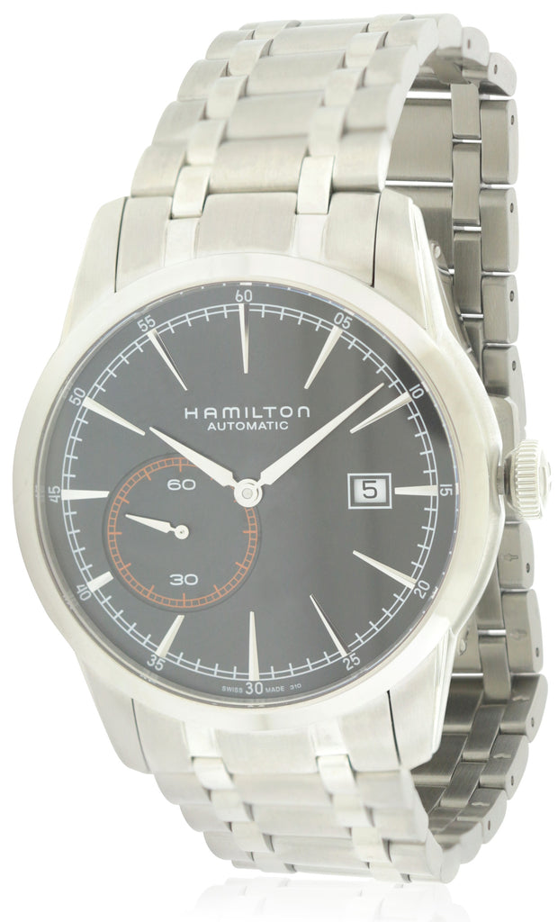 Hamilton Railroad Mens Watch
