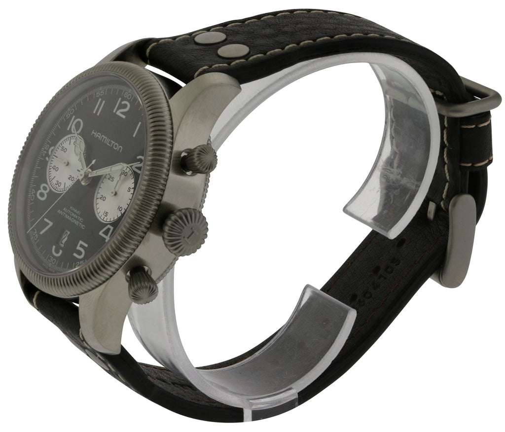 Hamilton Khaki Field Chronograph Automatic Mens Watch