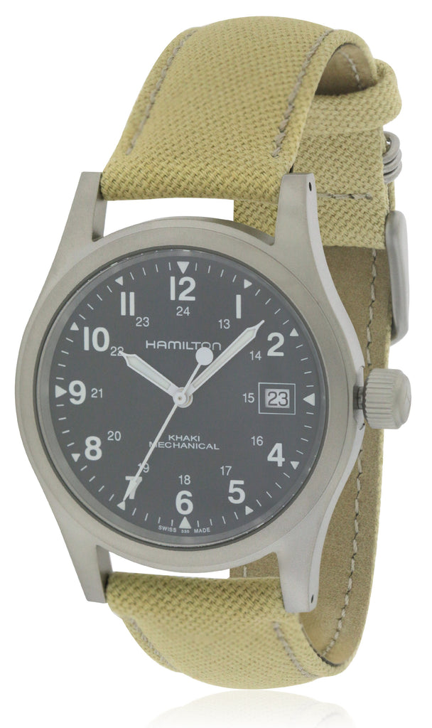 Hamilton Khaki Field Mechanical Mens Watch