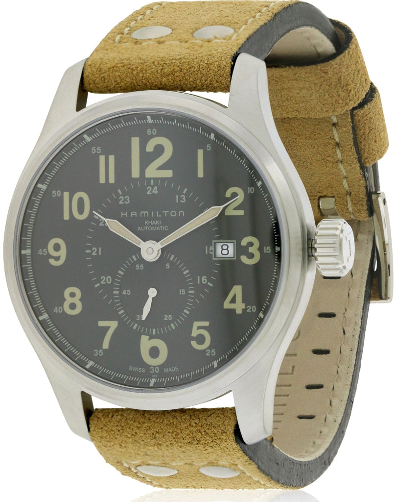 Hamilton Khaki Officer Mens Watch