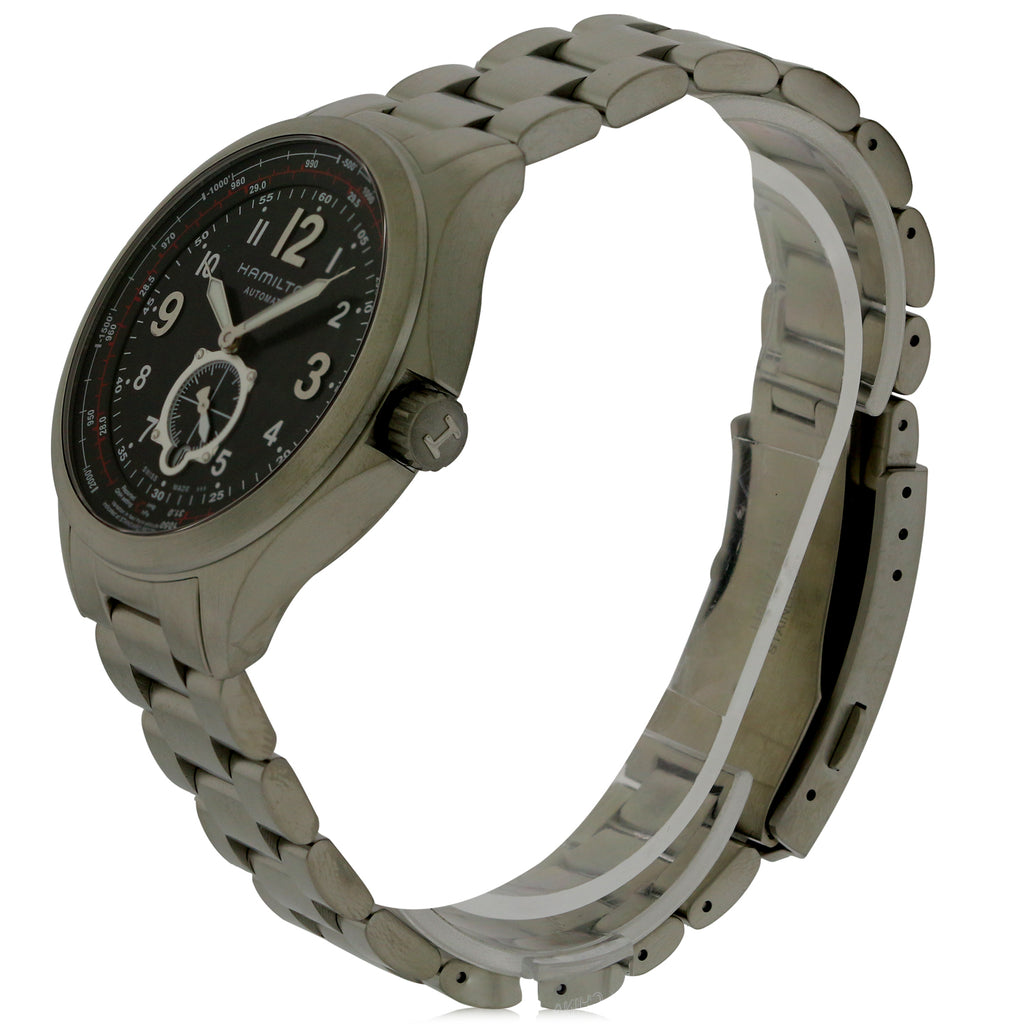 Hamilton Khaki QNE Mens Watch