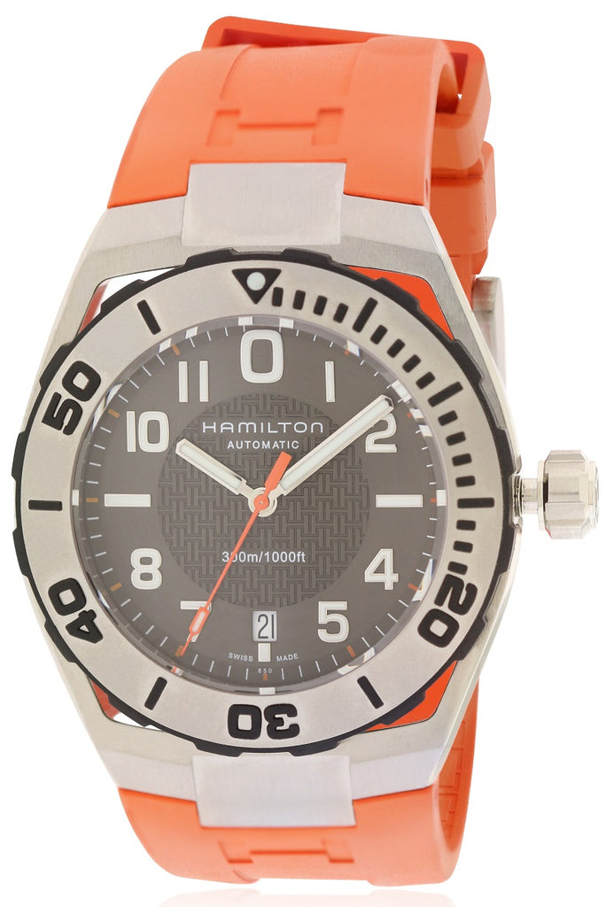 Hamilton Navy Sub Mens Watch
