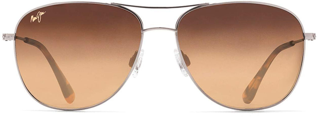 Maui Jim Cliff House w/Patented PolarizedPlus2 Lenses Aviator Sunglasses - Gold/HCL Bronze