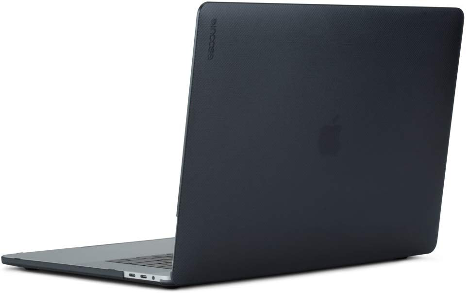 Incase - Hardshell Case for 15-inch Apple MacBook Pro Thunderbolt 3 - USB-C - Frost Black