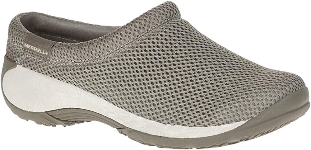 Merrell Womens Encore Q2 Breeze Clog - Aluminum - 10M