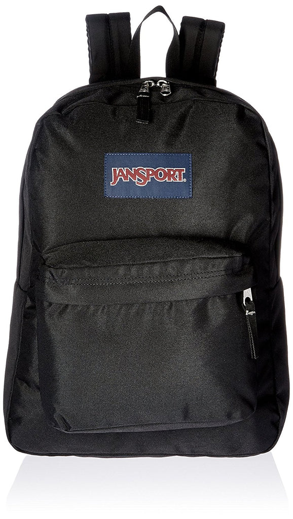 Jansport SuperBreak 25L Backpack - Black - JS00T501008BLK