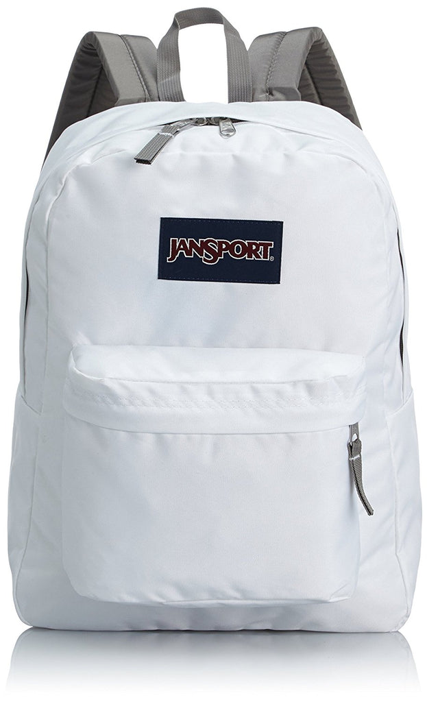JanSport Superbreak Backpack - White -