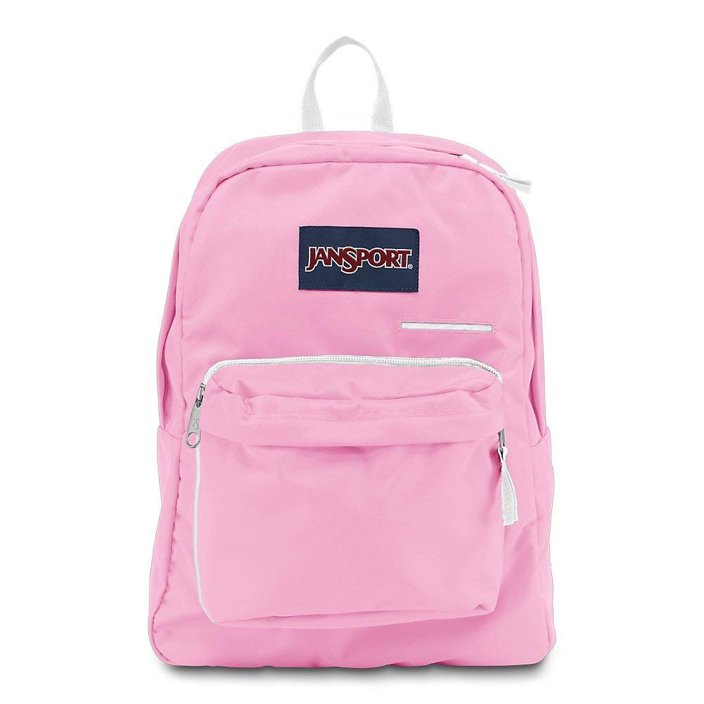 Jansport Digibreak Laptop Backpack - Prism Pink -