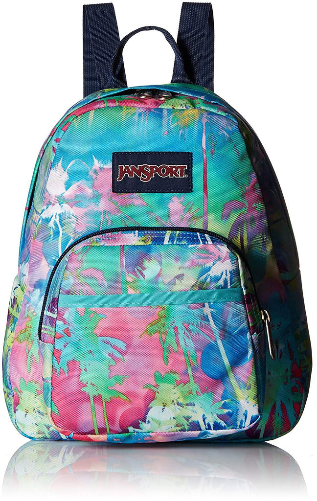 Jansport Half Pint Mini Backpack - Electric Palm -