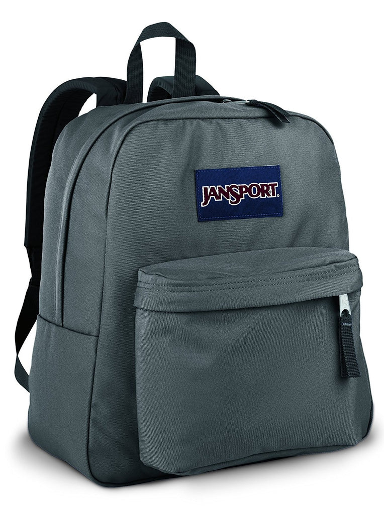 JanSport Classics Series Spring Break Backpack - Forge Grey -