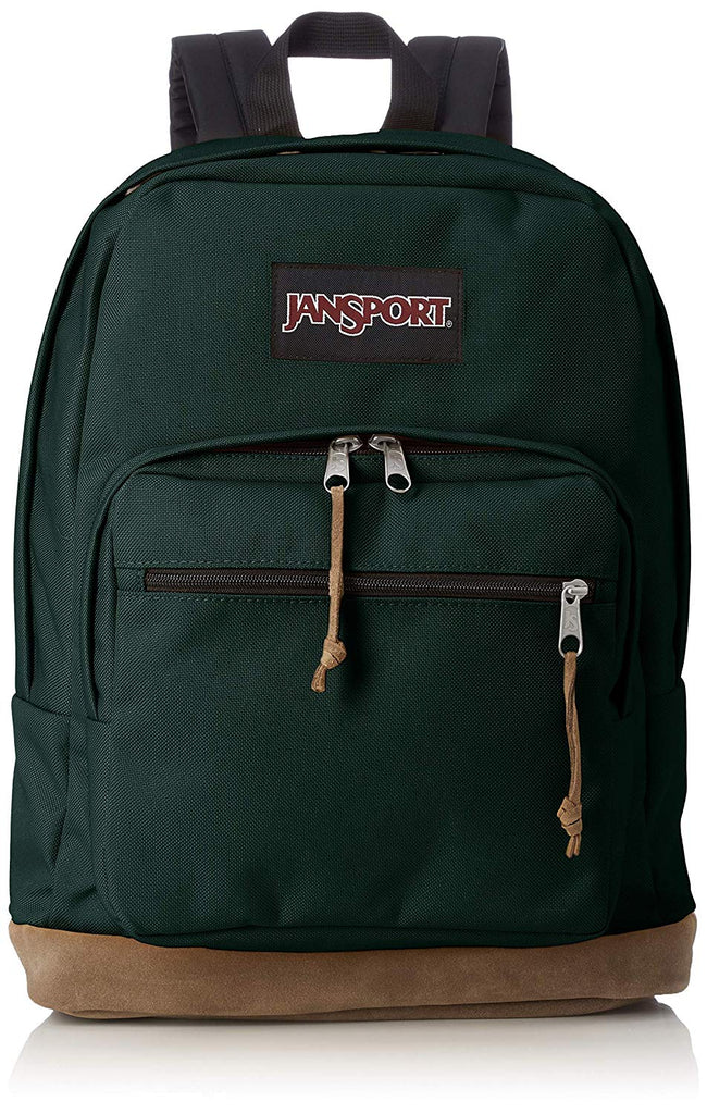 JanSport Right Pack Laptop Backpack - Pine Grove -