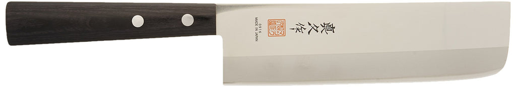 Mac Knife Japanese Series Vegetable Cleaver - 6-1/2-Inch - 6.5 Inch - Silver -