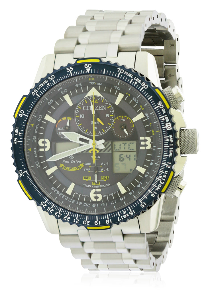 Citizen Eco-Drive Promaster Skyhawk A-T Mens Watch