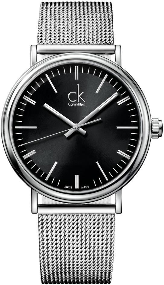 Calvin Klein ck Surround Stainless Steel Mens Watch