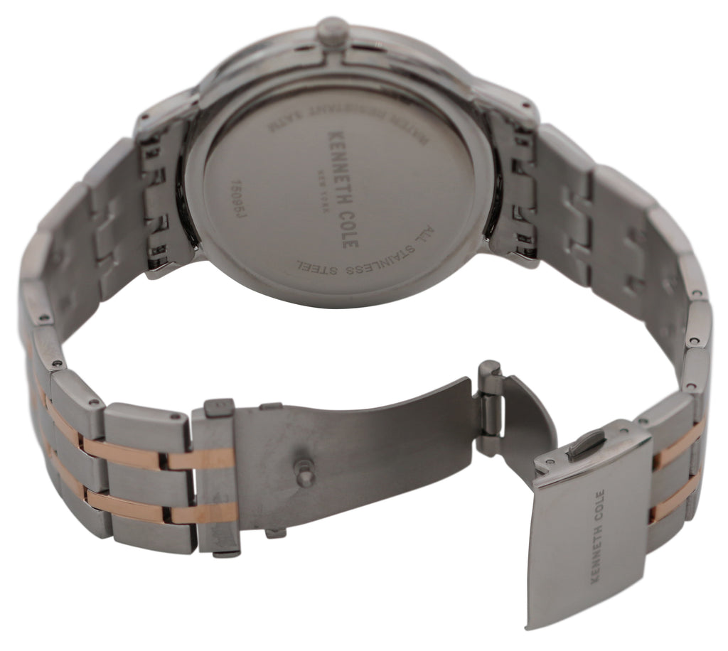 Kenneth Cole Two-Tone Mens Watch