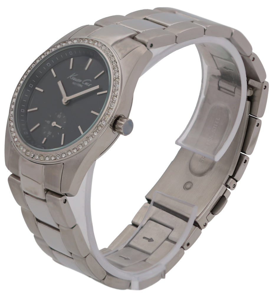 Kenneth Cole Crystal Ladies   Watch