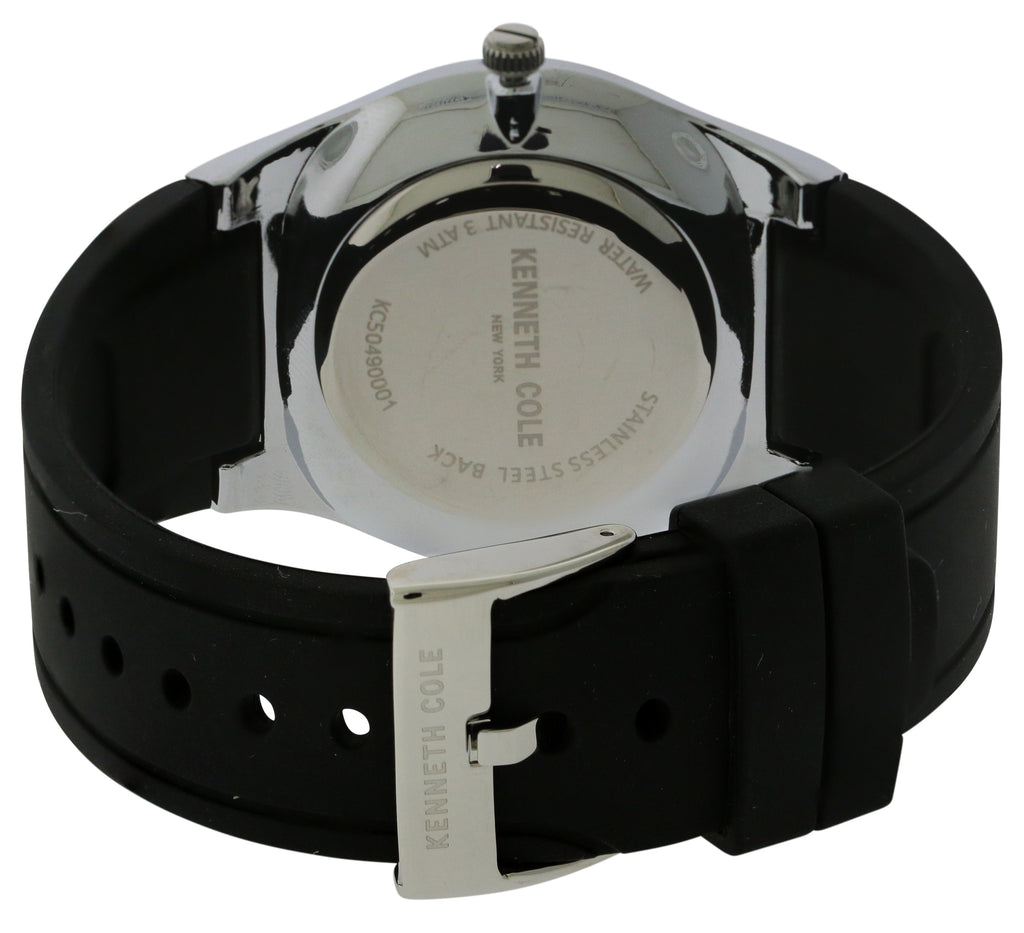 Kenneth Cole Rubber Mens Watch