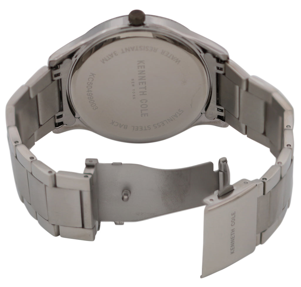 Kenneth Cole Stainless Steel Mens Watch