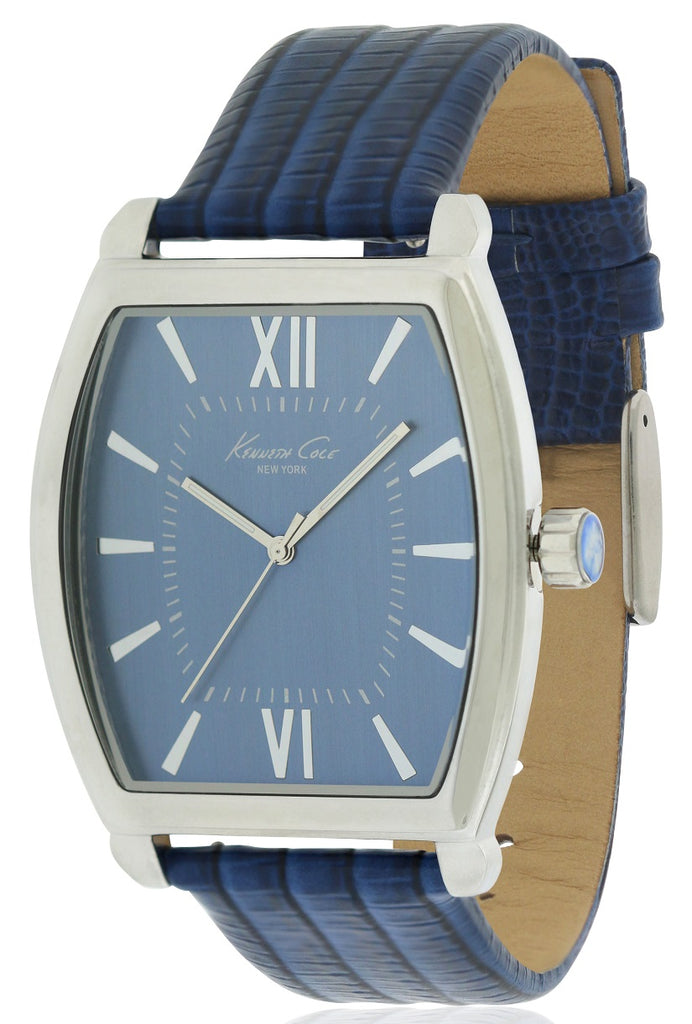 Kenneth Cole Leather Mens Watch