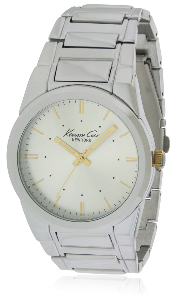 Kenneth Cole New York Stainless Steel Mens Watch