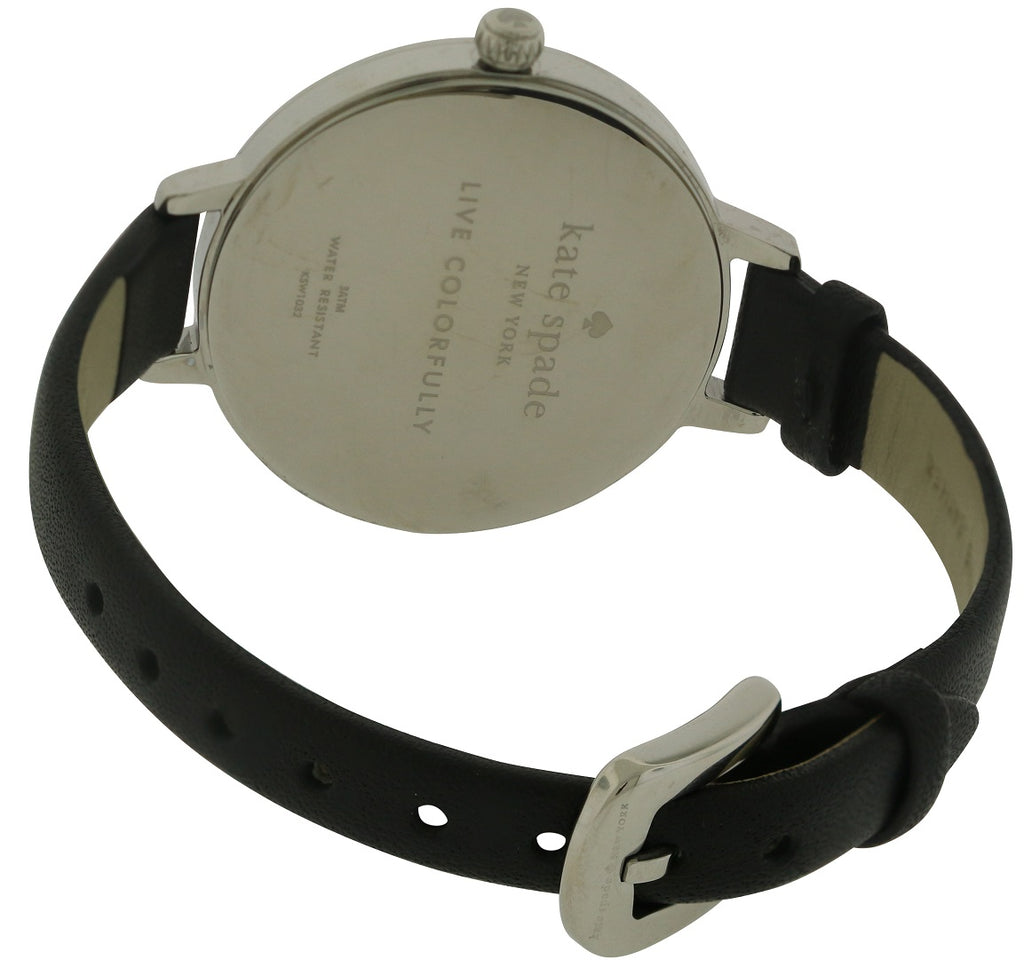 Kate Spade New York Metro Leather Ladies Watch