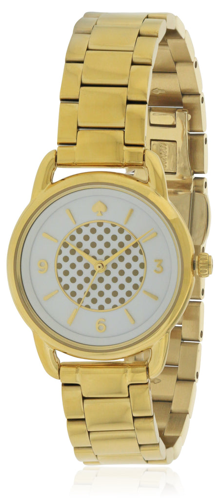 Kate Spade Boathouse Gold-Tone Ladies Watch