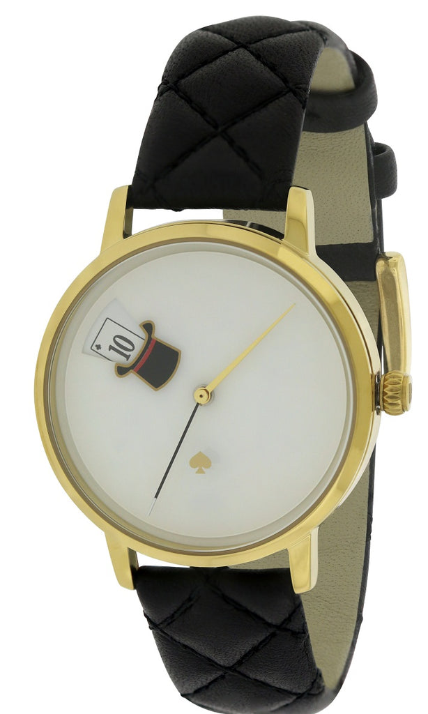 Kate Spade Metro Leather Ladies Watch
