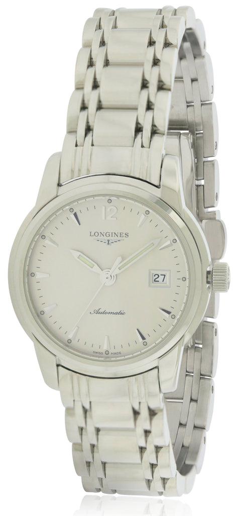 Longines The Saint-Imier Stainless Steel Automatic Mens Watch