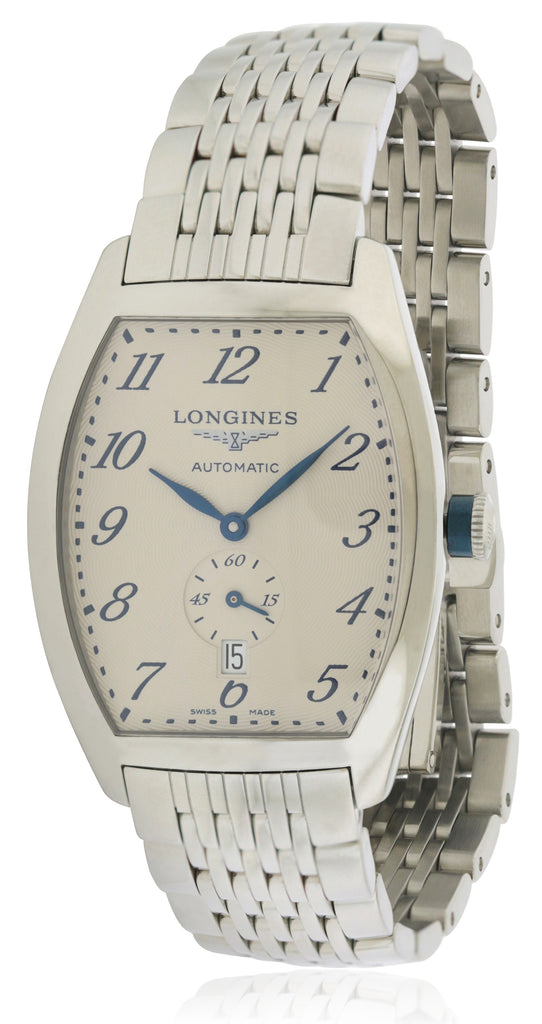 Longines Evidenza Automatic Stainless Steel Mens Watch