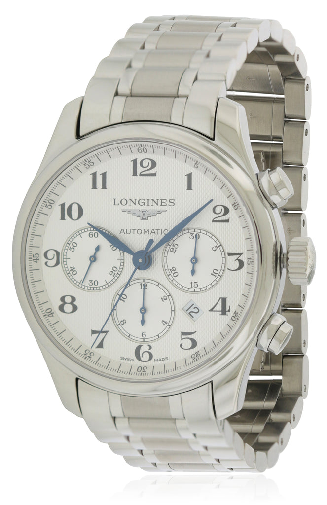 Longines Master Collection Automatic Chronograph Mens Watch