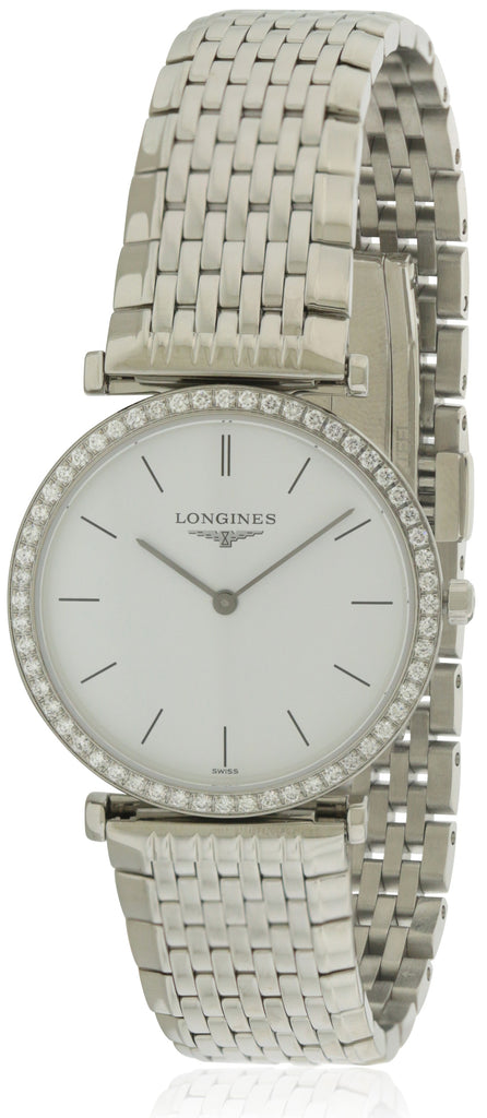 Longines Grande Classique Stainless Steel Ladies Watch