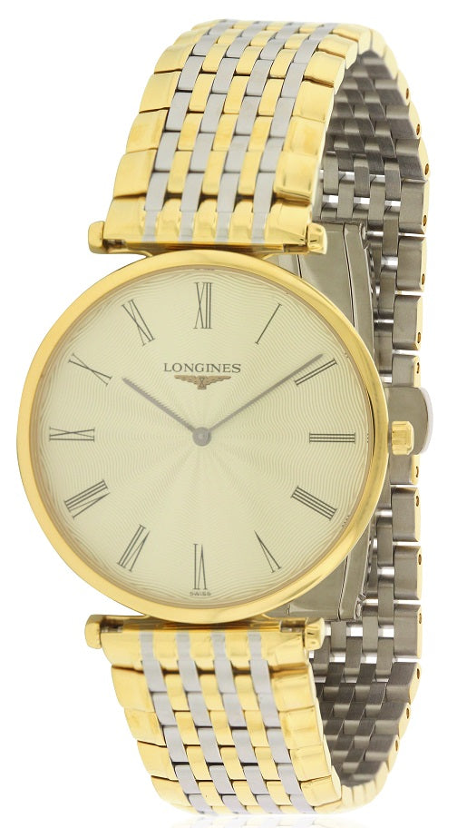 Longines La Grande Classique Two-Tone Mens Watch