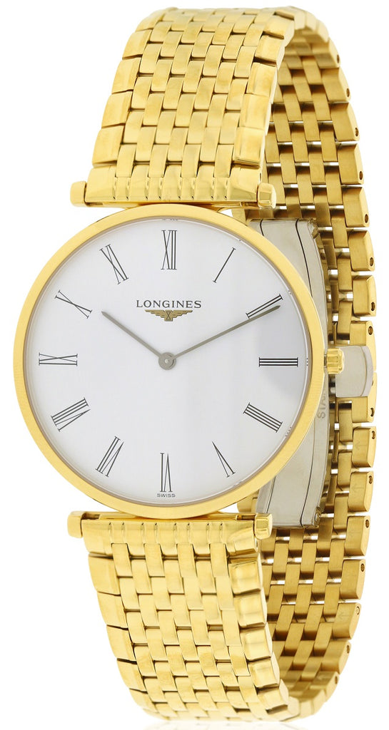 Longines La Grande Classique Gold-Tone Ladies Watch