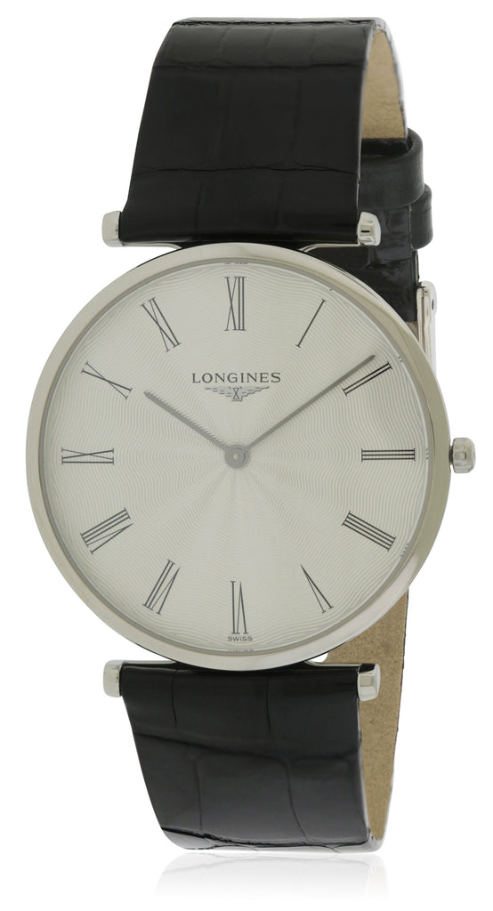 Longines La Grande Classique Leather Mens Watch