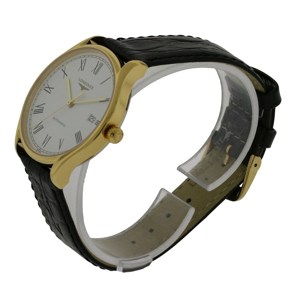 Longines Lyre Leather Automatic Unisex Watch