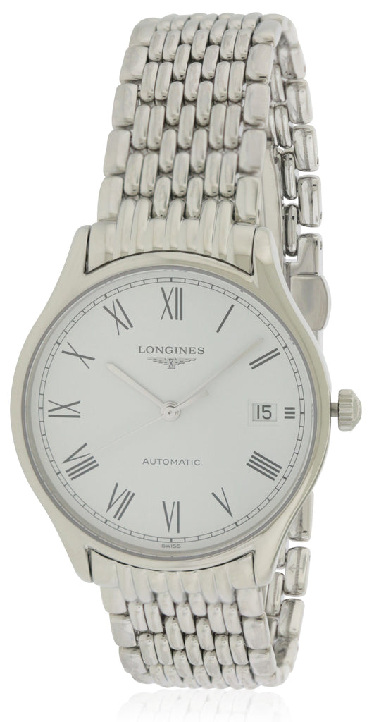 Longines Lyre Stainless Steel Automatic Unisex Watch