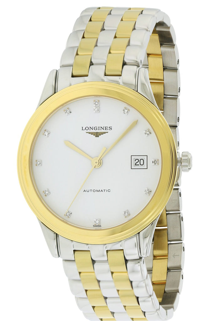 Longines La Grande Classique Two-Tone Automatic Mens Watch