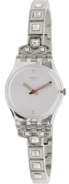 Swatch SNOW MACHINE Stainless Steel Ladies Watch
