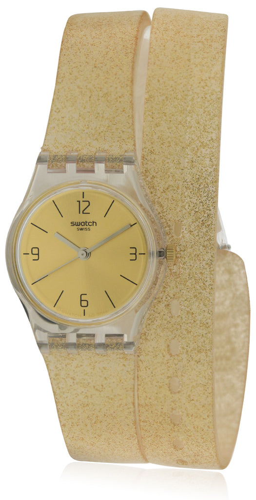 Swatch Goldendescent Ladies Watch