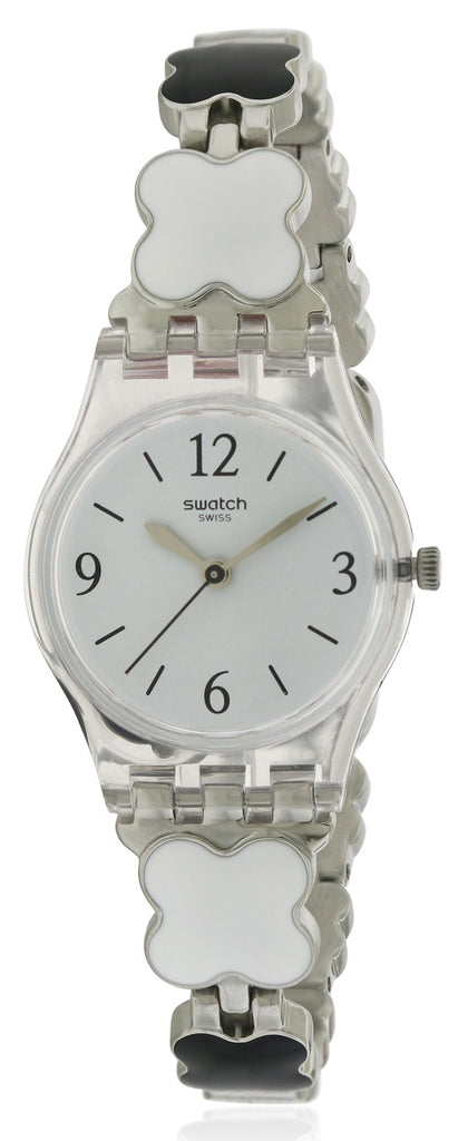 Swatch CLOVERCHECK Ladies Watch