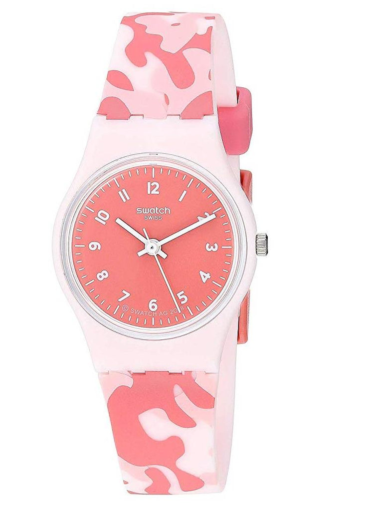 Swatch Camourose Ladies Watch