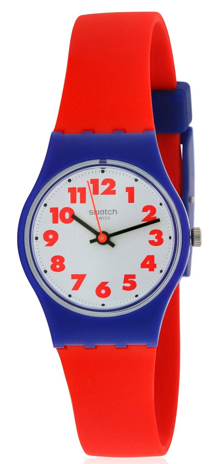 Swatch WASWOLA Silicone Unisex Watch