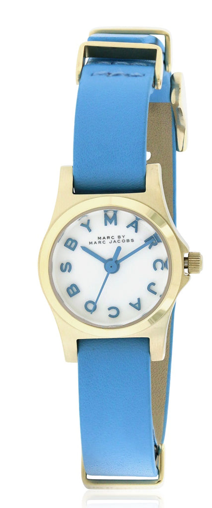 Marc by Marc Jacobs Henry Leather Ladies Watch