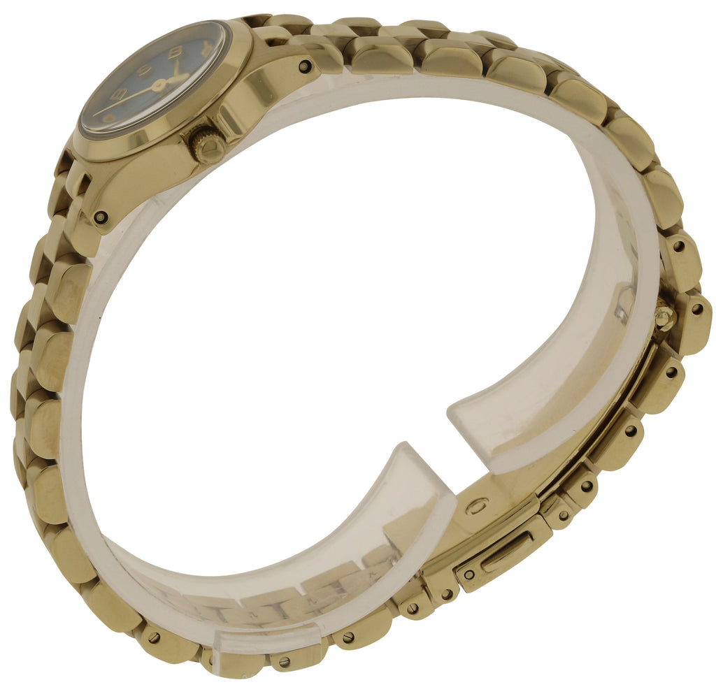 Marc by Marc Jacobs Henry Mini Gold-Tone Ladies Watch