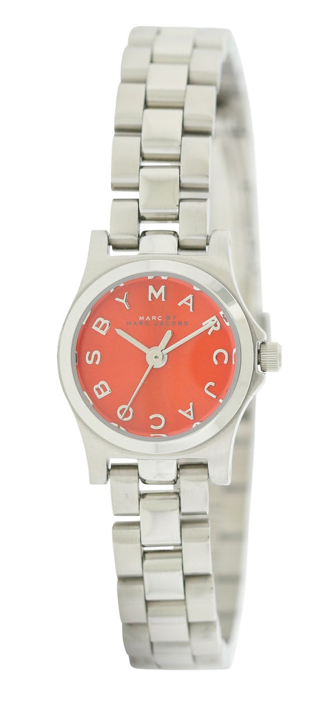 Marc by Marc Jacobs Henry Dinky Stainless Steel Ladies Watch