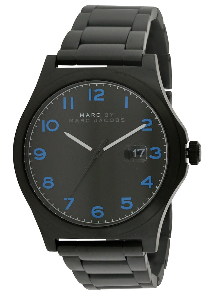 Marc by Marc Jacobs Jimmy Black Mens Watch