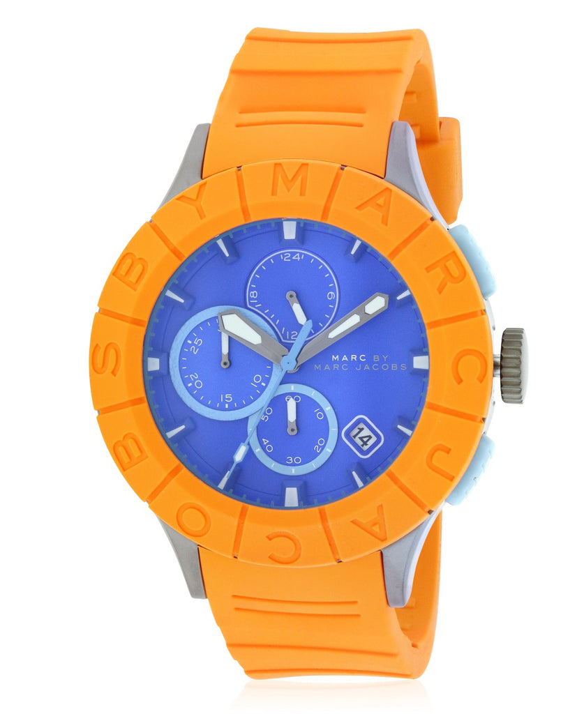 Marc by Marc Jacobs Buzz Track Mens Watch
