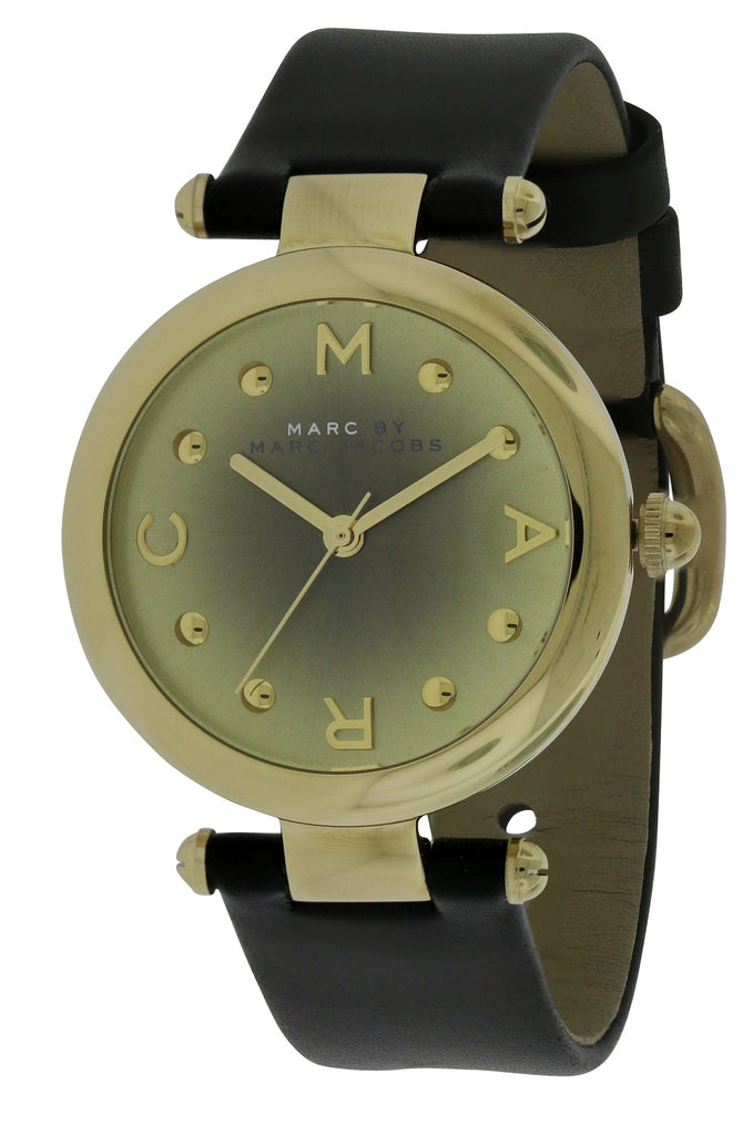 Marc by Marc Jacobs Dotty Leather Ladies Watch