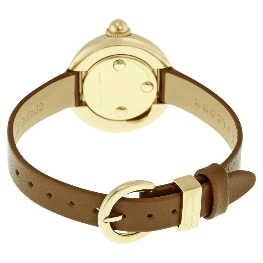 Marc by Marc Jacobs Courtney Leather Ladies Watch